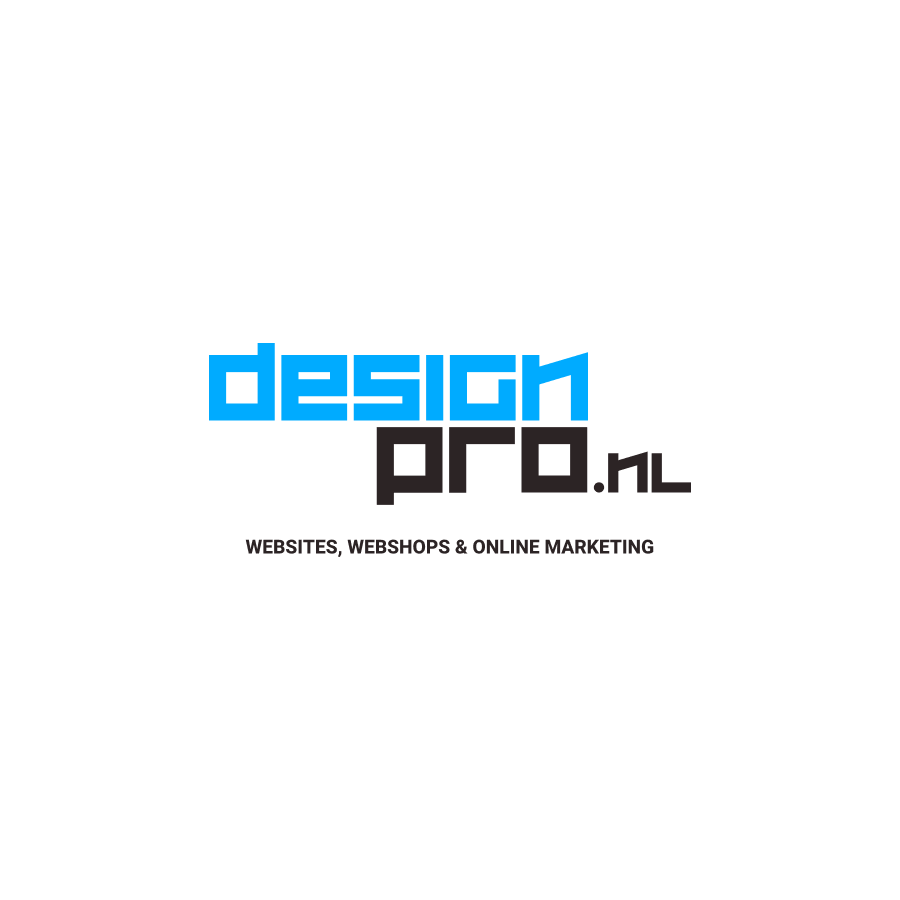 Designpro - Webshops, Websites en Online Marketing | Logo